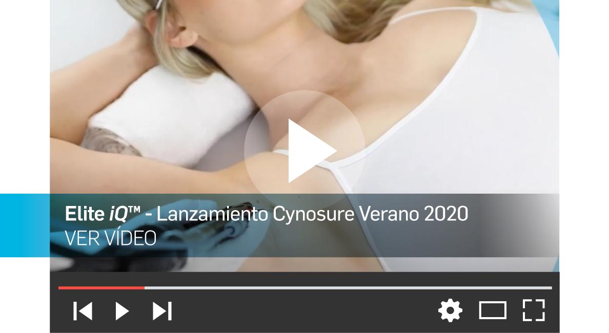 Elite iQ™ - Lanzamiento Cynosure Verano 2020 Ver vídeo
